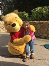 Disneyland winnie de pooh