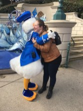 Knuffel donald duck disney