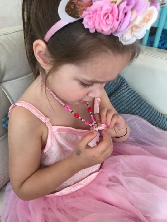 souza for kids eenhoorn jurk