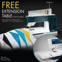 Sales & Specials | Meissner Sewing