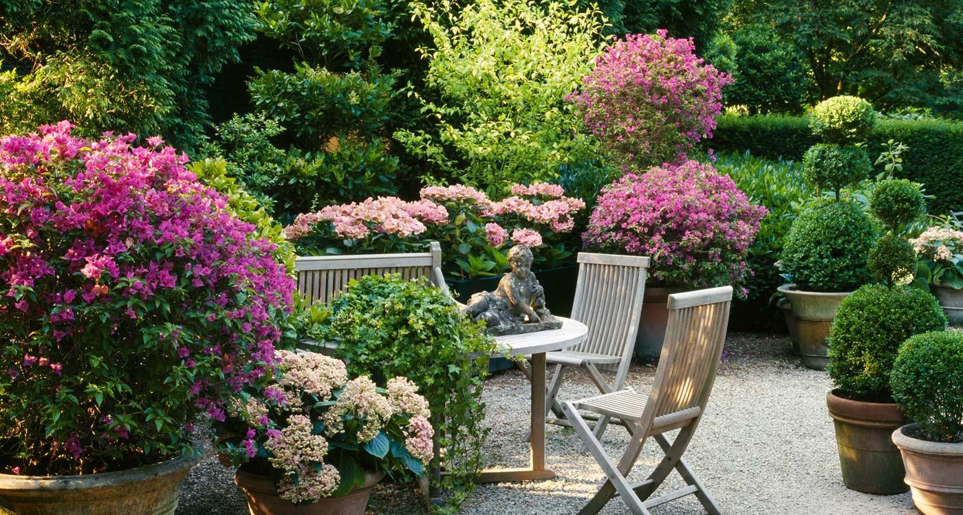 garten anlegen englisch - boisholz, Garten ideen