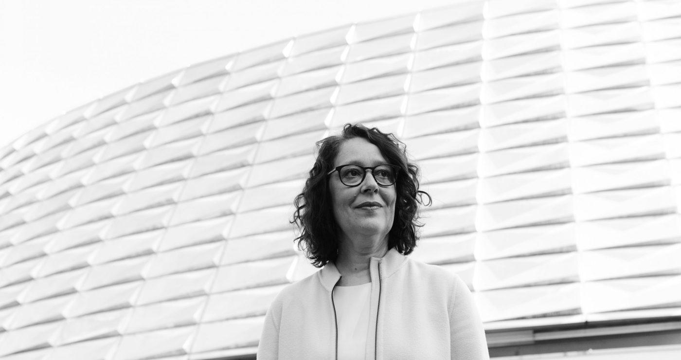 Die Wissenschaftsjournalistin Christina Berndt von der Süddeutschen Zeitung