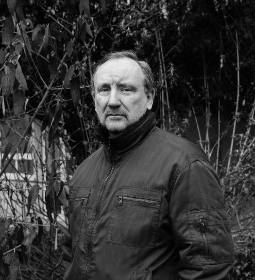 Der Schauspieler Rainer Bock