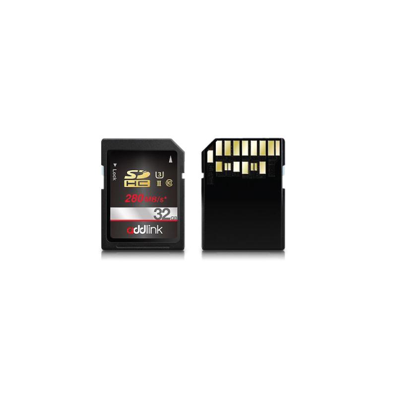 addlink 64GB SDXC UHS-I (Class 10) - MEIT