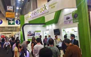 gps trackers Expo Seguridad Mexico