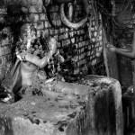 Howrah Station i Calcutta, hvor gadebørnene hver dag kæmper for at overleve under kummerlige forhold.