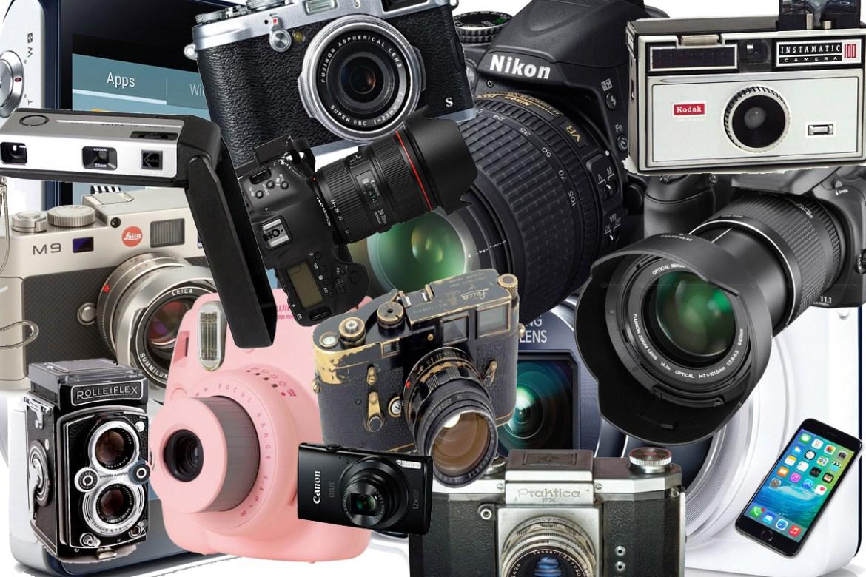Verdens bedste kamera.