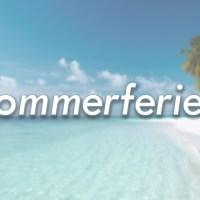 Bloggen går på sommerferie
