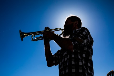 trompet, Østrig, ski, alperne,
