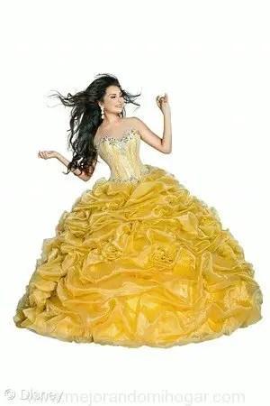 a3cf2eb21 La Colección Disney Royal Ball debutó en el 2013 como la primera línea de  vestidos de Quince inspirados enariel-dress-quince-disney las cualidades  internas