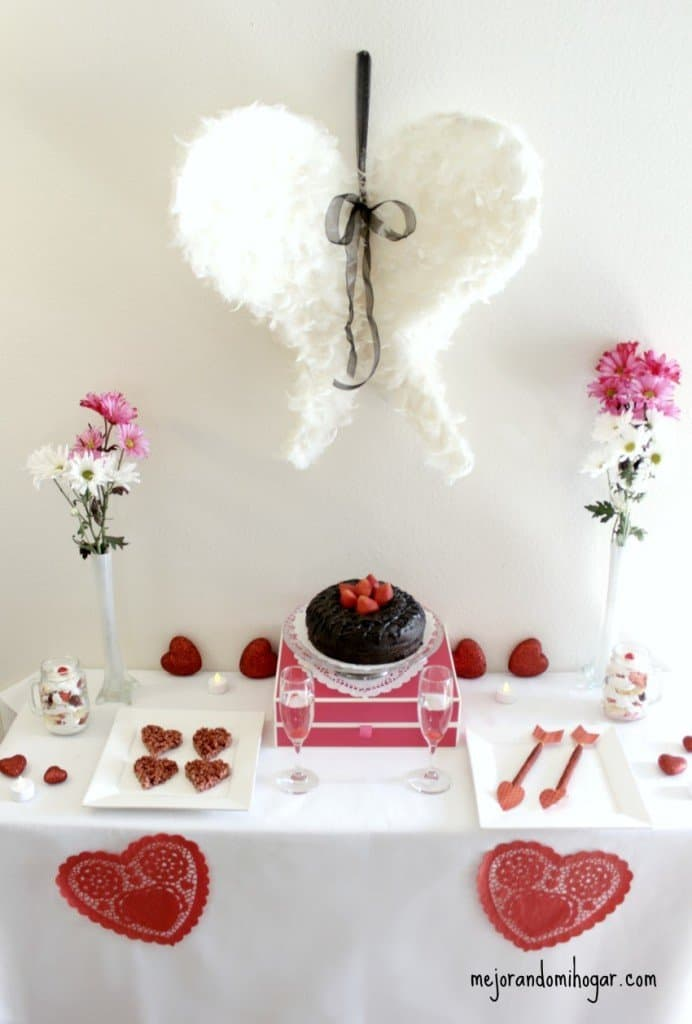 Ideas para Fiesta de San Valentin  Mejorando Mi Hogar
