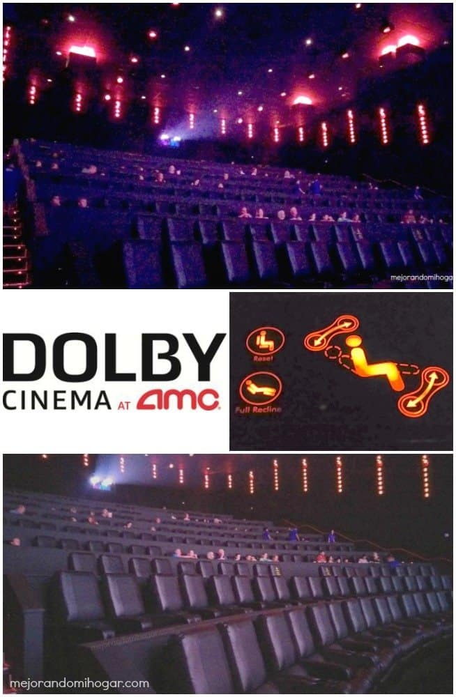 Dolby Cinema AMC Theatres presenta Finding Dory