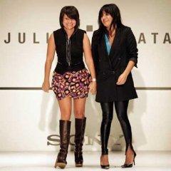 Inspiración para llevar: Julia y Renata, con la moda en la sangre