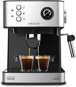Cafetera espresso Cecotec Power 20