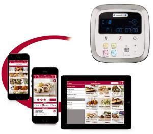 Moulinex i-Companion HF900110 aplicación móvil