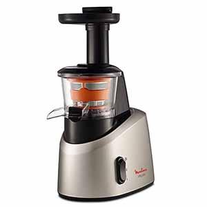 Licuadora de prensado en frío Moulinex Infiny Juice ZU255B