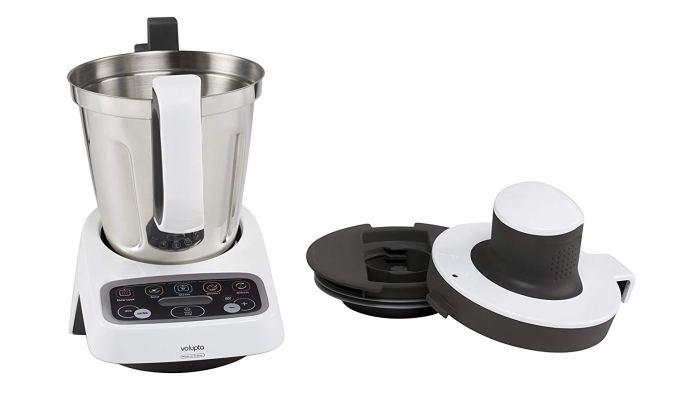 Moulinex Volupta. Robot de cocina barato.
