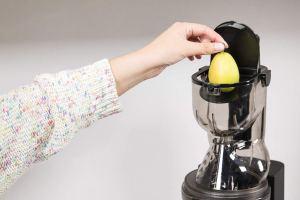 Boca de entrada para la fruta de la licuadora Taurus Liquajuice Pro