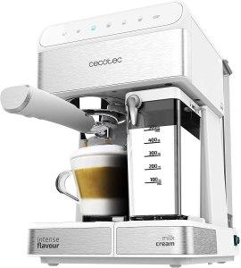 cafetera cecotec power instant-ccino semiautomatica