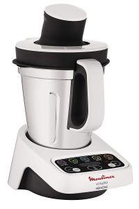 Moulinex Volupta. Un buen robot de cocina en relación calidad-precio.