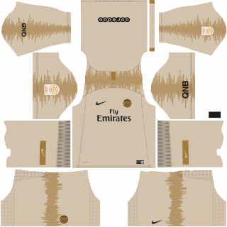 Kit Psg 2019 Dls 19 | psg kits league soccer 2019 dls, psg