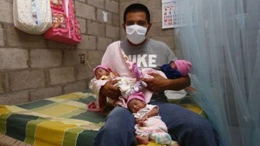 La historia de las trillizas: su mamá murió tras el parto | Mejor Informado