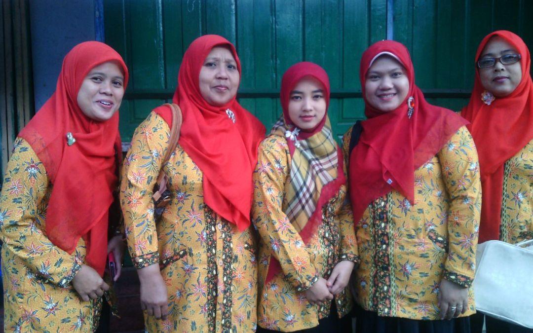Halal bilhalal paud se kabupaten ciamis