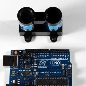 Arduino 40 metre lazer mesafe sensörü Lidar
