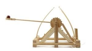 Da Vinci Mancınık Sistemi