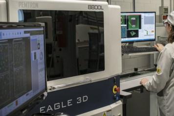 Ispezione ottica 3D / 3D optical inspection