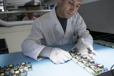 Accoppiamento di più schede e verifica delle parti / PCB's coupling and checking