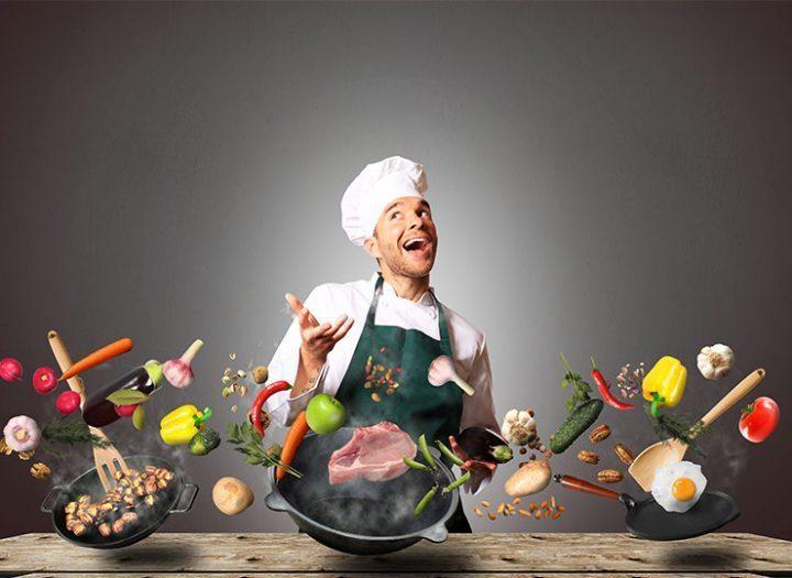 Vous avez chassé, cuisinez maintenant!