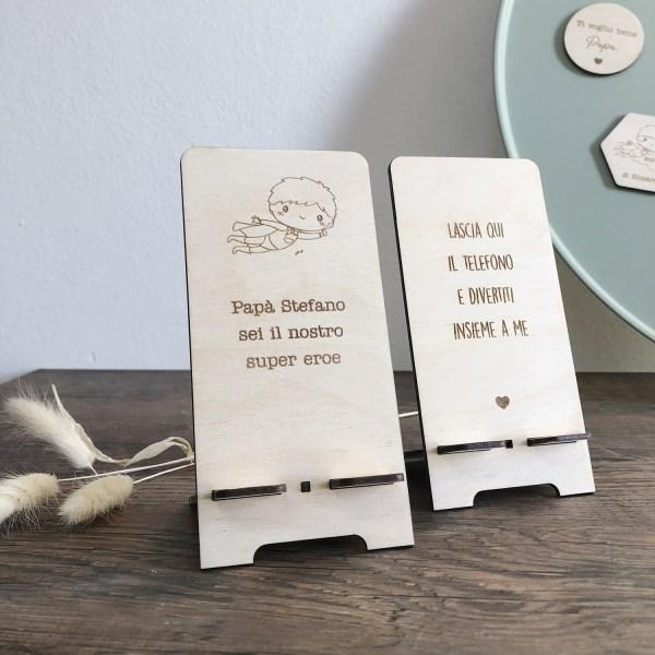 supporto-telefono-legno-personalizzato