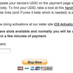 udid iOS5
