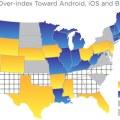 cartina sistemi operativi-ios-android