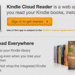 Amazon Kindle Cloud Reader