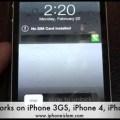 Bug iPhone iOS 5