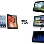 iPad 3 confronto Android