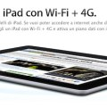 nuovo iPad 4G