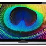 MacBook display Retina