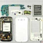 Samsung Galaxy S3 smontato