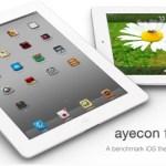 Ayecon tema iPad