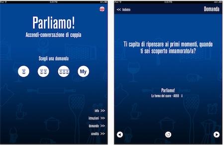 Parliamo-app-store