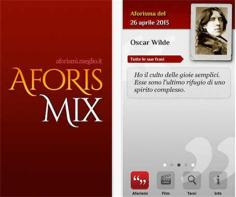AforisMix-app-store
