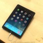 iPad 5 Apple Store