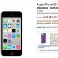 Amazon iPhone 5C