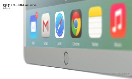 iPad Pro concpet