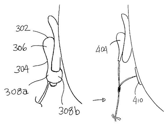 Apple brevetta EarPods con sensori biometrici e iBeacon