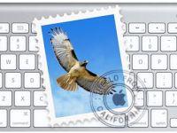 tastiera mail su Mac