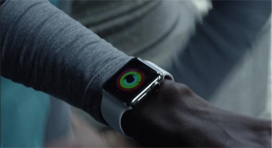 Spot pubblicitari Apple Watch